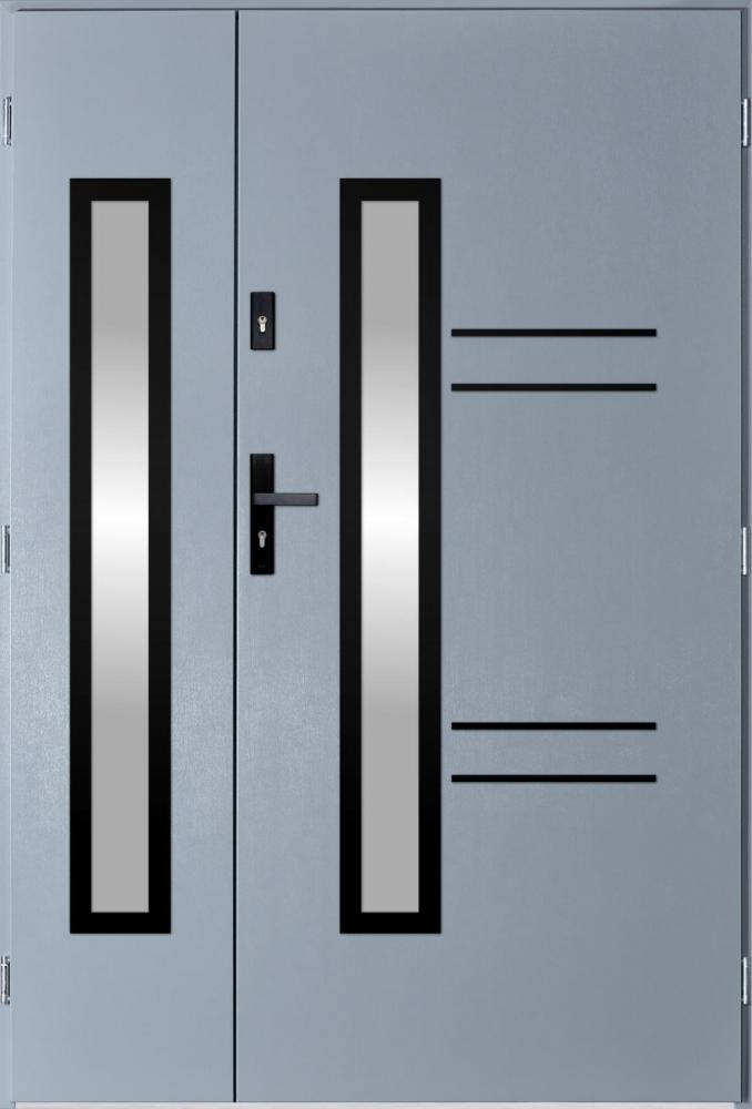 Sta Avila Neo Duo - puerta metalica exterior
