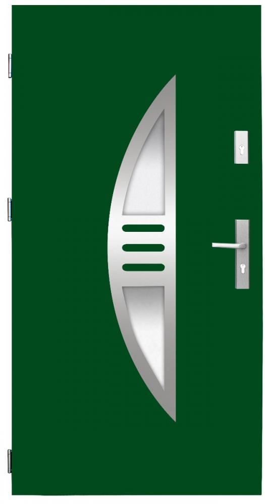 Fargo 24 CAMELEON - puerta entrada