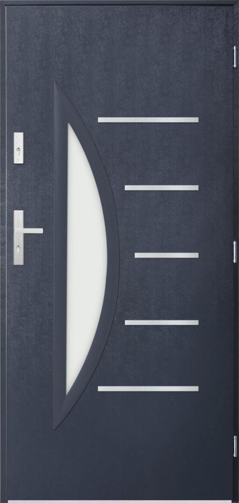 Sta Centaurus - puertas de entrada de aluminio