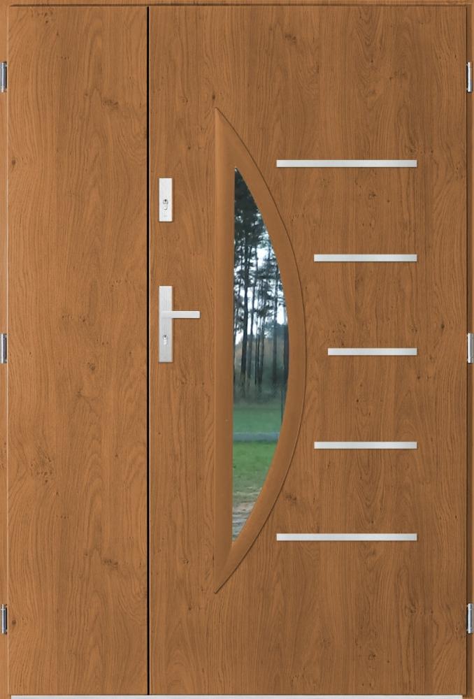 Sta Centaurus Uno - puerta metalica exterior