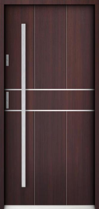 Sta Darwin - puertas exterior