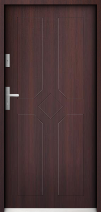 Sta Drake - puertas entrada exterior