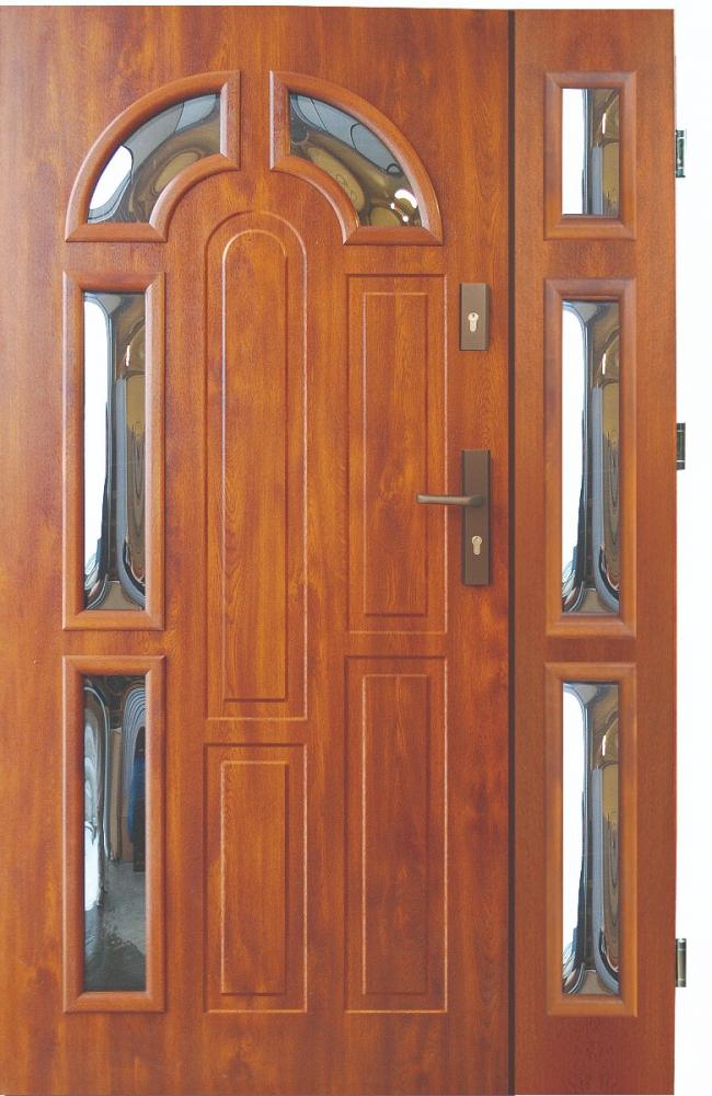 Fargo 9DB - puerta metalica exterior