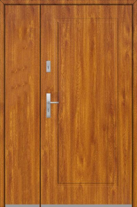 Fargo 27 DB - puerta metalica exterior
