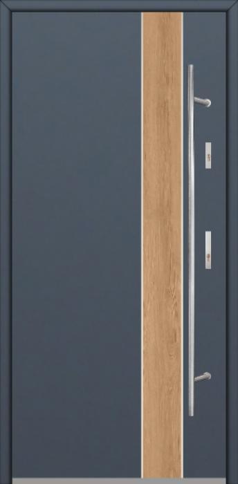 Fargo Fi01B - puertas de entrada modernas