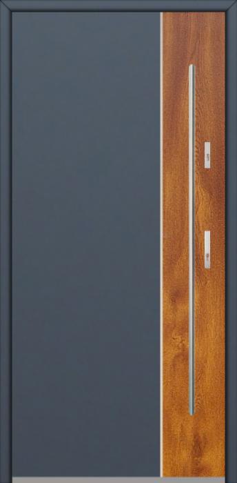 Fargo Fi01A - puertas entrada exterior