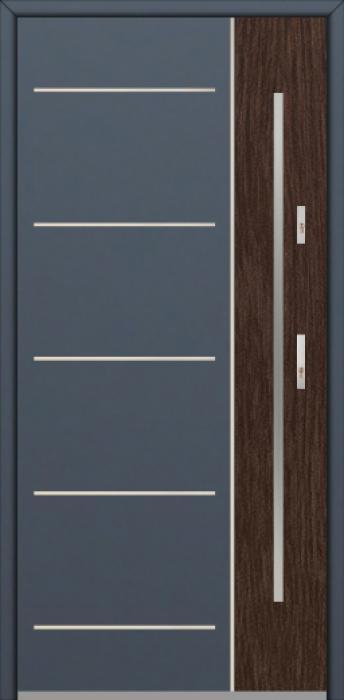 Fargo Fi02A - puerta aluminio exterior