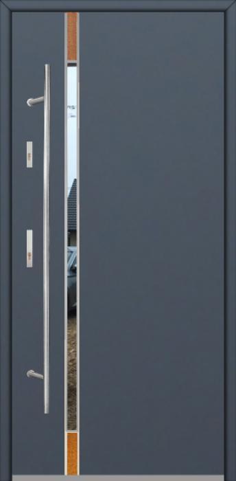 Fargo Fi04B - puertas de entrada modernas