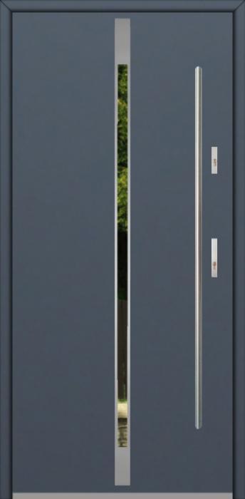 Fargo Fi05A - puerta aluminio exterior