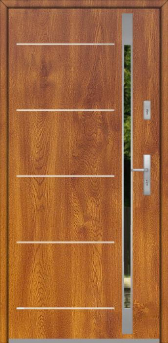 Fargo Fi05D - puerta metalica exterior