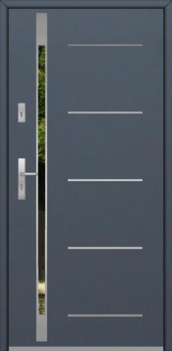 Fargo Fi05E - puertas de entrada modernas