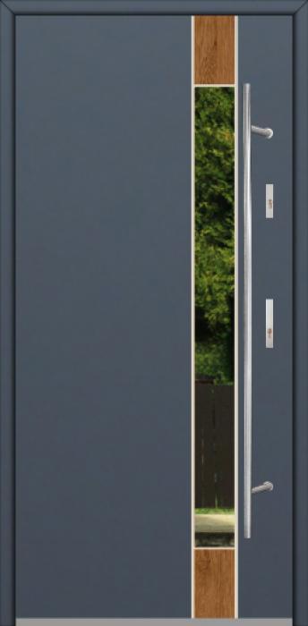 Fargo Fi06B - puerta metalica exterior