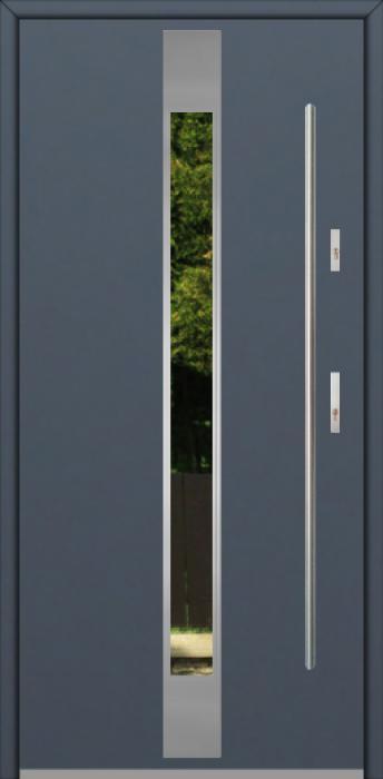 Fargo Fi07A - puerta aluminio exterior