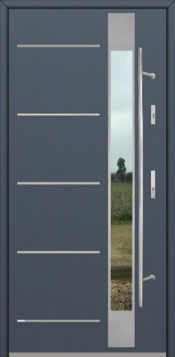 Fargo Fi07D - puerta metalica exterior