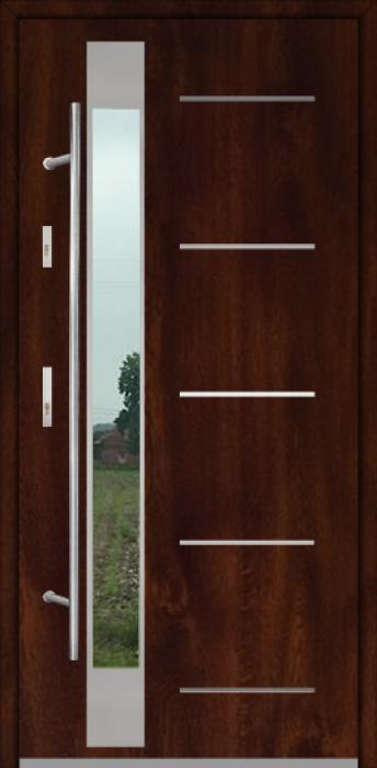 Fargo Fi07E - puerta aluminio exterior