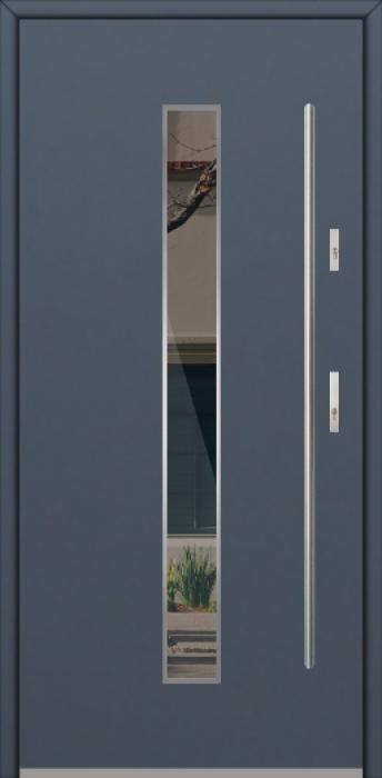 Fargo Fi08A - puertas entrada exterior