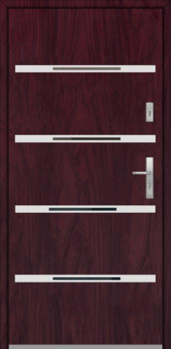 Fargo Fi09C - puerta metalica exterior
