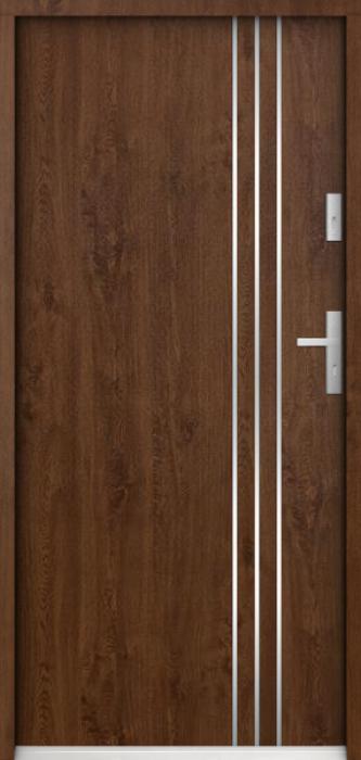 Sta Gama - puertas de entrada de madera