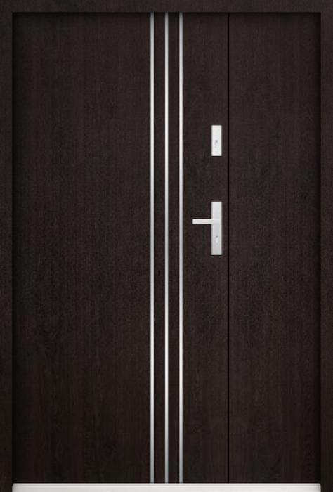 Sta Gama Uno - puertas entrada exterior