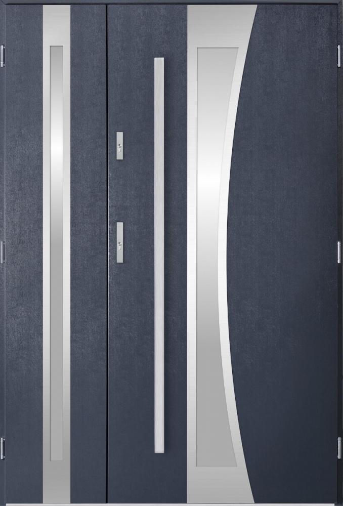 Sta Gemini Duo - puertas entrada exterior