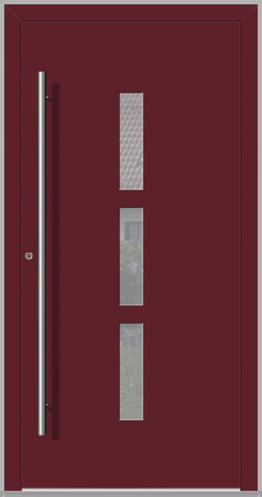 LIM Modus - puertas de entrada de aluminio para viviendas
