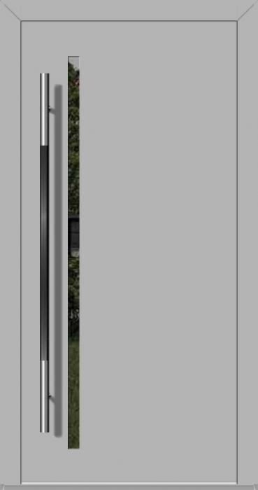LIM Flet A - puerta principal de aluminio