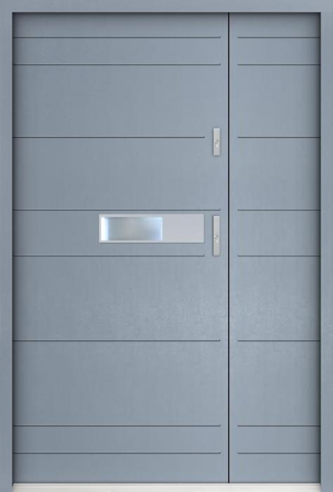 Sta Irala duo - puertas de entrada con paneles