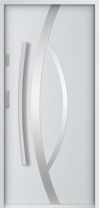 Sta Kastor - puertas de entrada de aluminio
