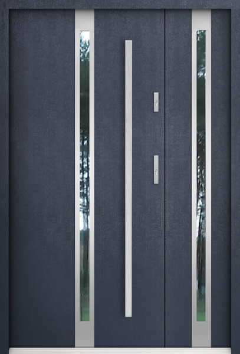 Sta Lemos Duo - puertas de entrada blindadas