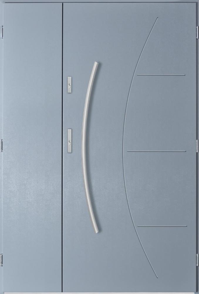 Sta Linx Uno - puerta metalica exterior