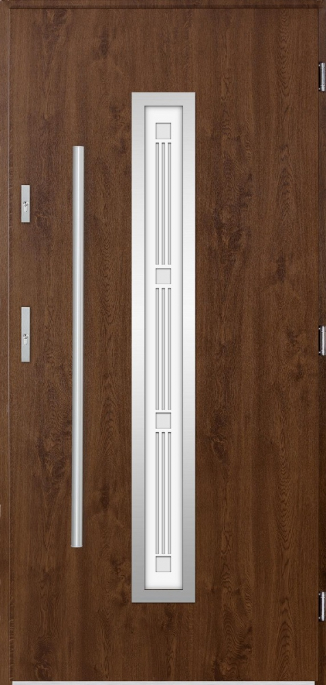 Sta Magellan - puertas de entrada de casa