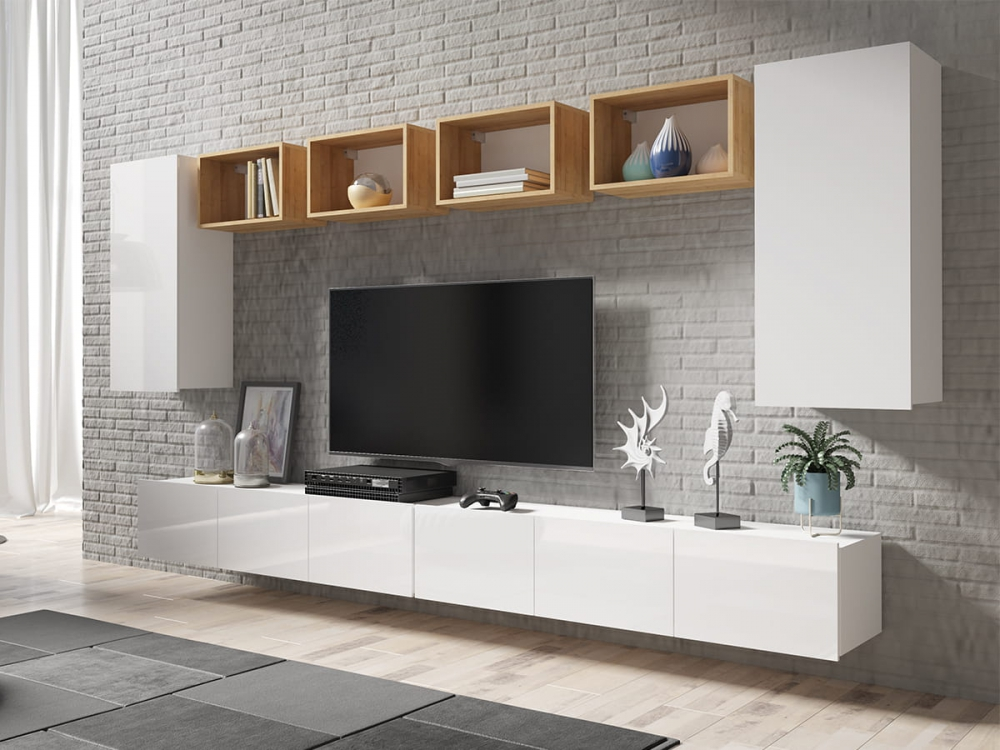 Cela 35 - muebles de pared de tv