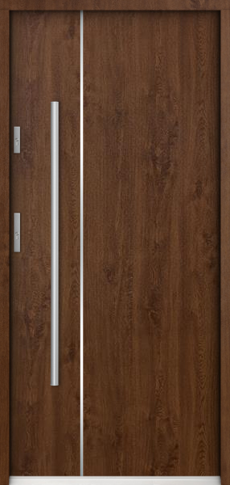Sta Nakamoto - puertas de entrada de casa