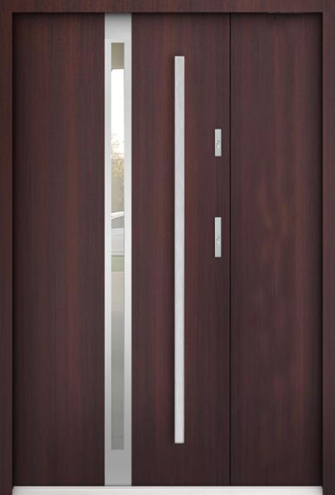 Sta Lemos Uno - puertas de entrada de hierro