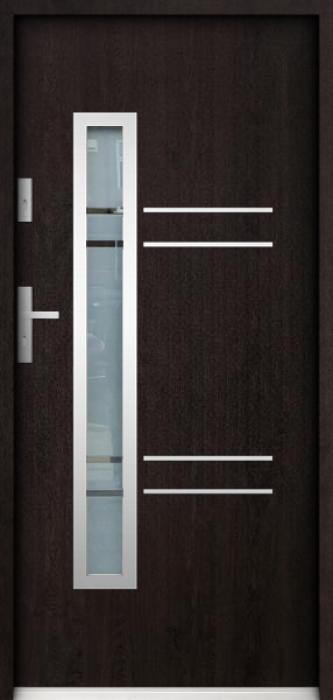 Sta Avila - puertas de entrada de aluminio