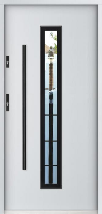 Sta Kepler 3D - puertas de entrada de aluminio