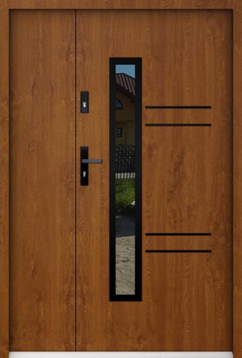 Sta Avila Neo Uno - puertas de entrada con paneles