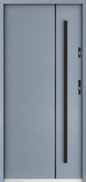 Sta Nakamoto Noir - puertas de entrada de casa
