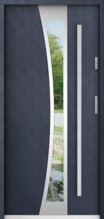Sta Gemini - puertas de entrada de aluminio