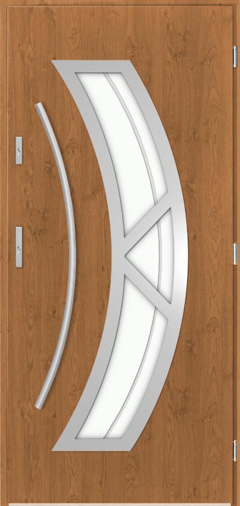 Sta Orion - puertas de entrada con cristal