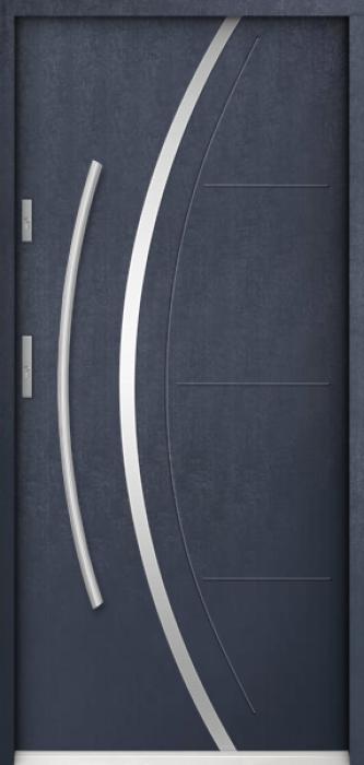 Sta Phoenix - puertas de entrada de hierro