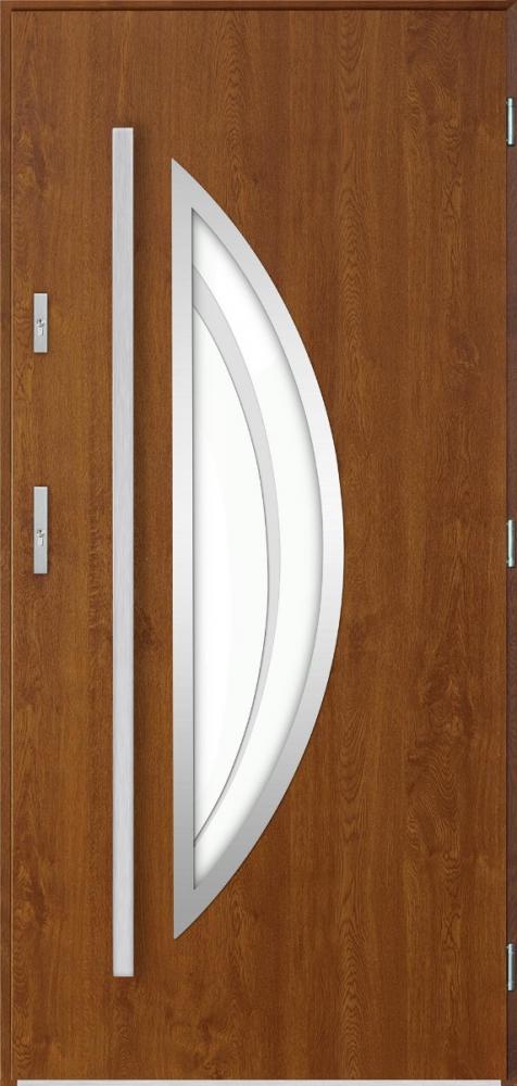 Sta Pollux - puertas de entrada con cristal