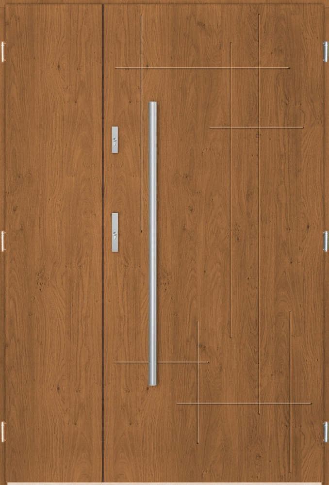 Sta Stark Uno - puerta con panel lateral