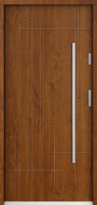 Sta Stark - puerta metalica exterior