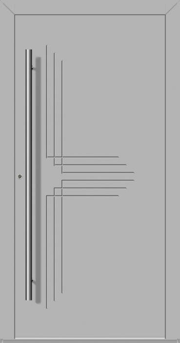LIM Hawk-t - puerta delantera de aluminio macizo