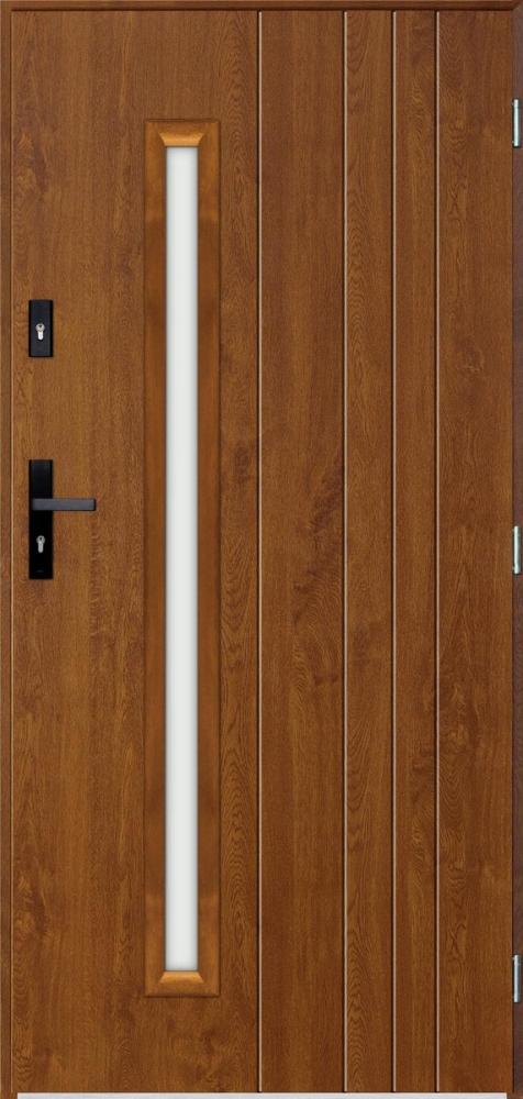 Sta Vasco - puertas de entrada de casa