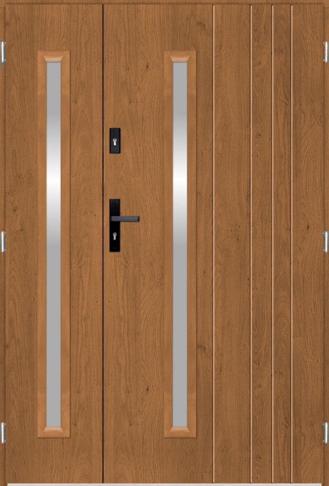 Sta Vasco Duo - puertas de entrada de casa