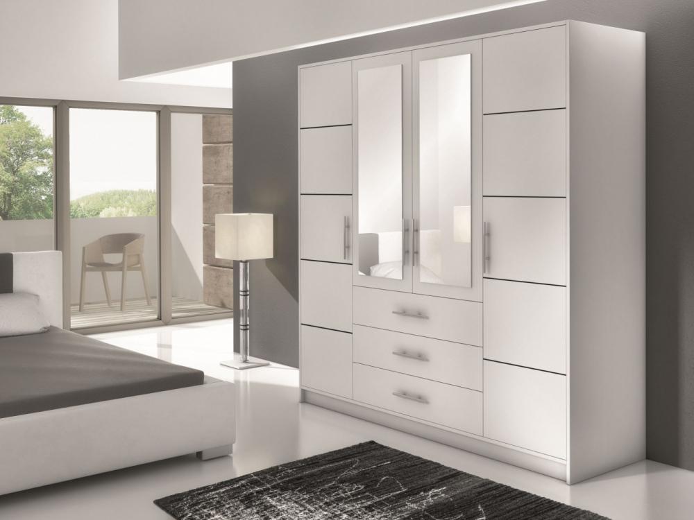 Bolton D4 - armarios para dormitorios