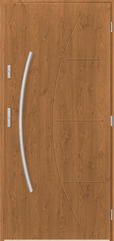 Sta Linx - puertas de entrada de madera