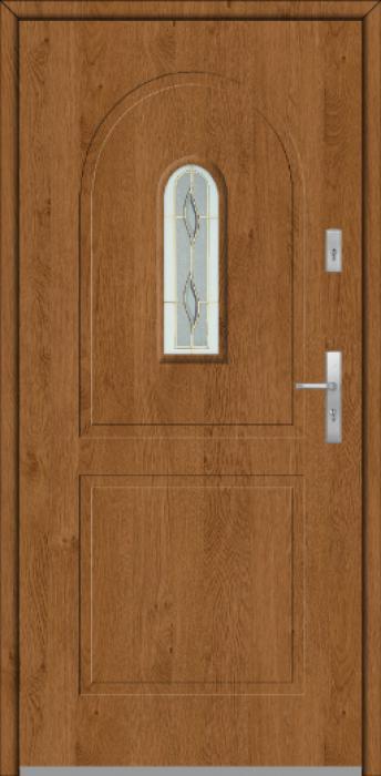 Fargo 3 - puertas entrada exterior